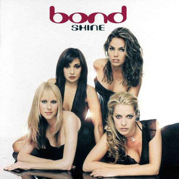 BOND - Shine - CD