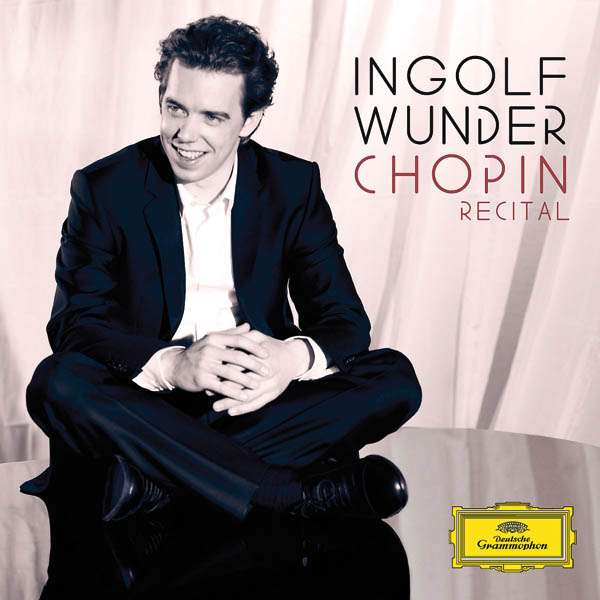 Ingolf wunder chopin recital auf cd