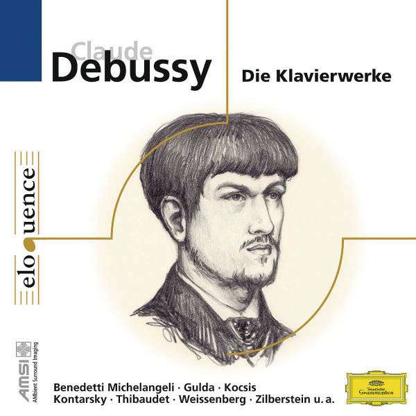 Claude Debussy 1862 1918 Das Klavierwerk 6 Cds Jpc