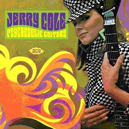 JERRY COLE - Psychedelic Guitars - CD
