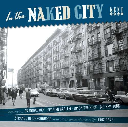 VARIOUS - In The Naked City - CD