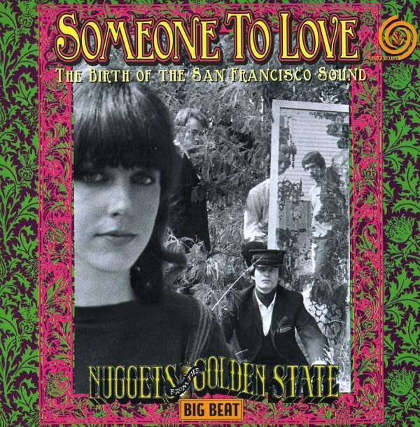 VARIOUS - Someone To Love - The Birth Of The San Francisco Sound - CD