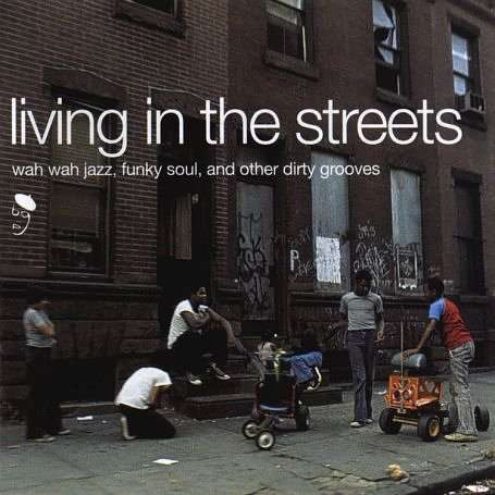 VARIOUS - Living In The Streets - LP x 2