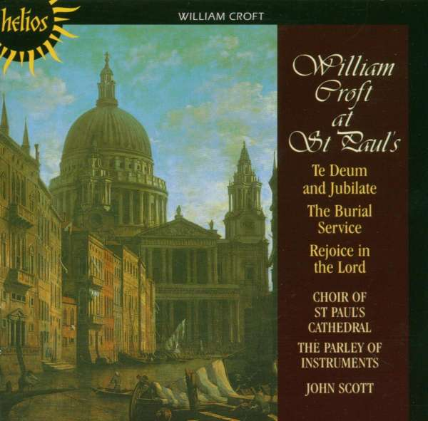 William CROFT (1678 -1727) 0034571152523