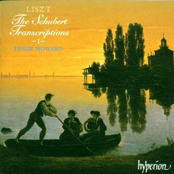 Leslie Howard's Liszt series on Hyperion