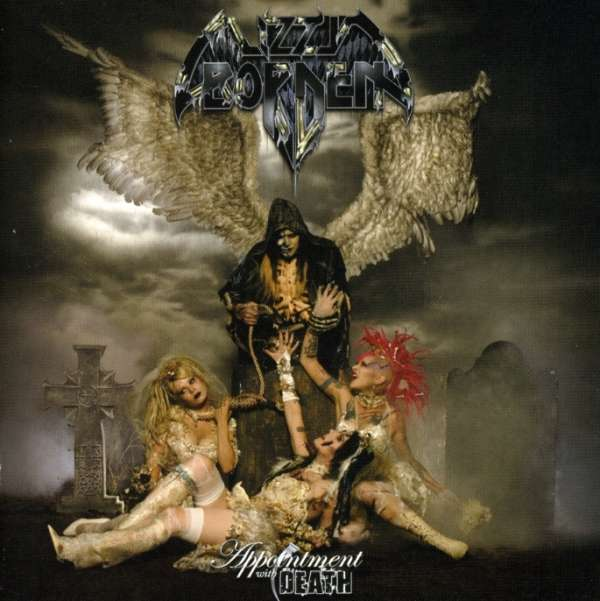 LIZZY BORDEN - Appointment With Death - CD
