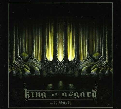 KING OF ASGARD - ...To North - CD