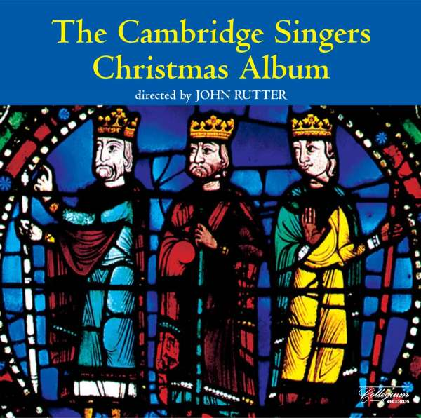 The Cambridge Singers Directed By John Rutter There Is Sweet Music