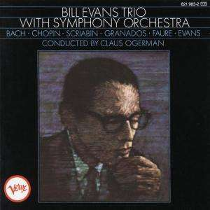 THE BILL EVANS TRIO - Bill Evans Trio With Symphony Orchestra - CD