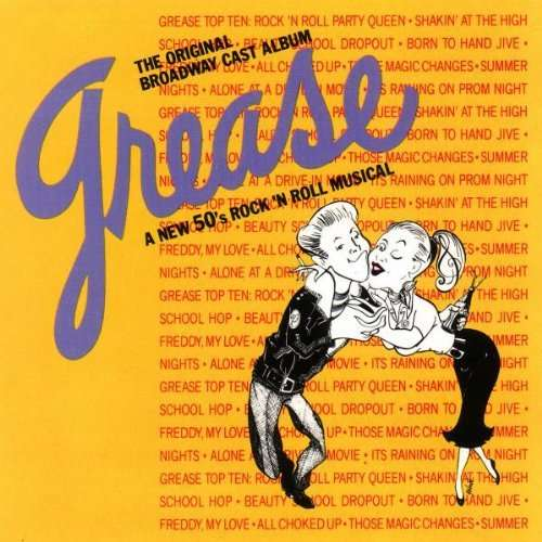 VARIOUS - Grease - The Original Broadway Cast Album - CD