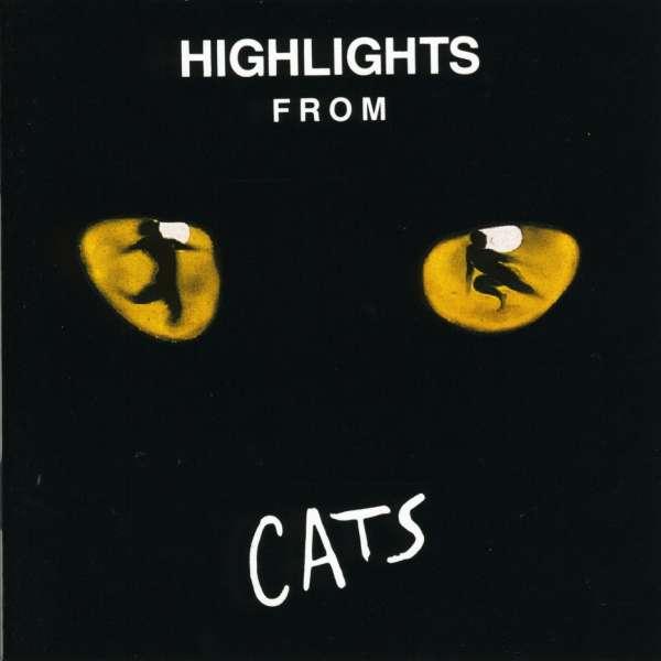 ANDREW LLOYD WEBBER - Highlights From Cats - CD