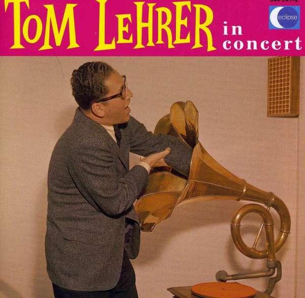 TOM LEHRER - In Concert - CD