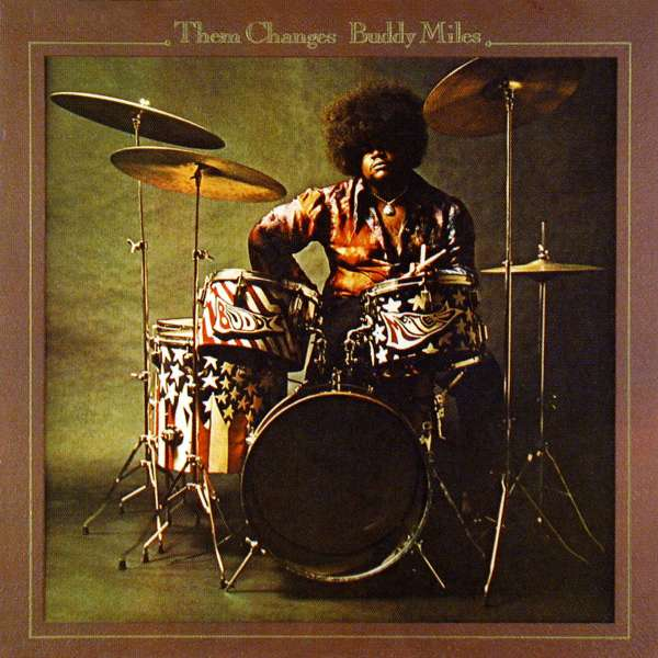 BUDDY MILES - Them Changes - CD