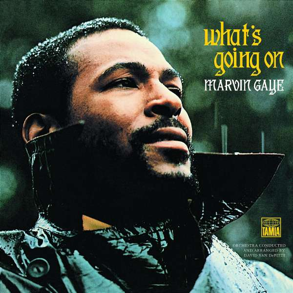 MARVIN GAYE - What's Going On - CD