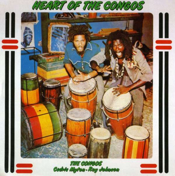 CONGOS, THE - Heart Of The Congos - CD