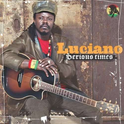 LUCIANO - Serious Times - CD