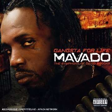 MAVADO - Gangsta For Life - The Symphony Of David Brooks - CD