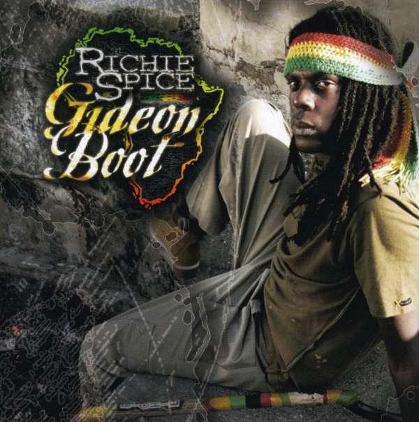 RICHIE SPICE - Gideon Boot - CD