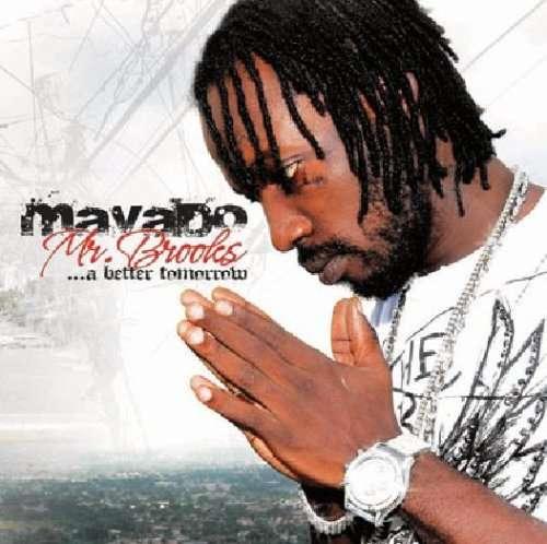 MAVADO - Mr. Brooks ... A Better Tomorrow - CD