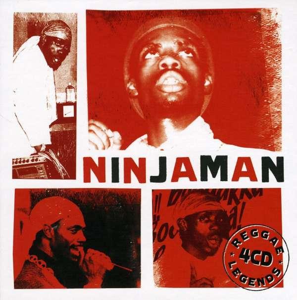 NINJAMAN - Reggae Legends - Coffret CD