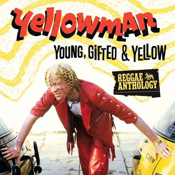 YELLOWMAN - Young, Gifted & Yellow - Coffret CD