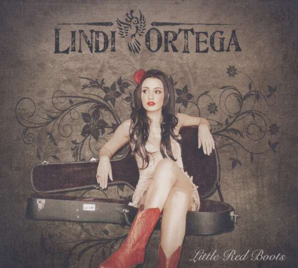 LINDI ORTEGA - Little Red Boots - CD