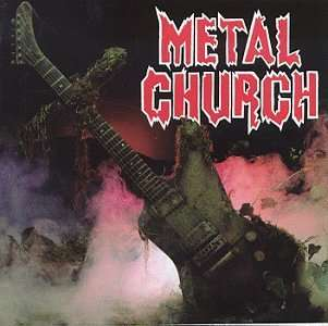 METAL CHURCH - Metal Church - CD