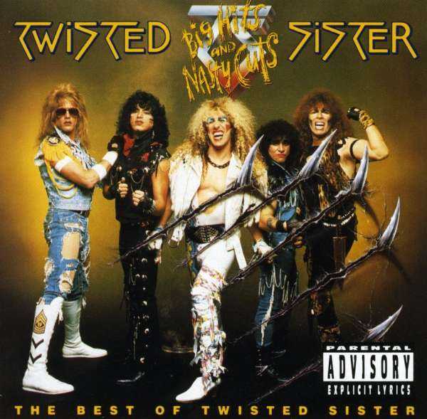 NEU-CD-Twisted-Sister-Big-Hits-And-Nasty-Cuts-The-Best-Of-Twisted-DE47247372