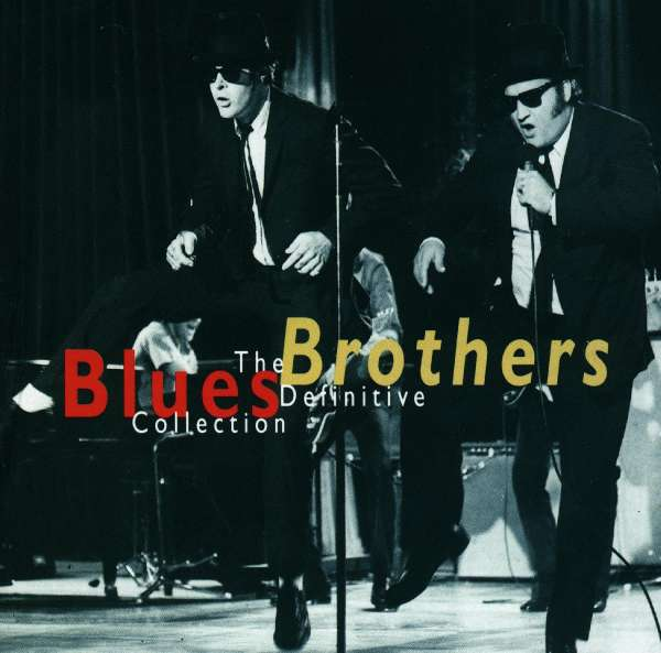BLUES BROTHERS, THE - The Definitive Collection - CD