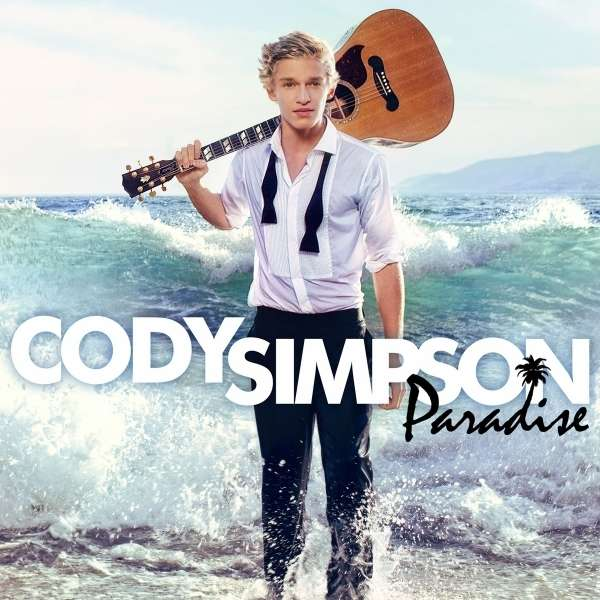 CODY SIMPSON - Paradise - CD