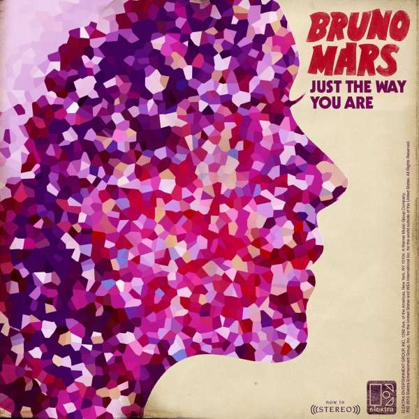 Bruno Mars Just The Way You Are (2-Track) Maxi-CD i **;