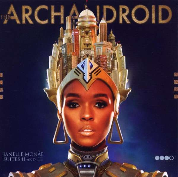 JANELLE MONÁE - The ArchAndroid - CD