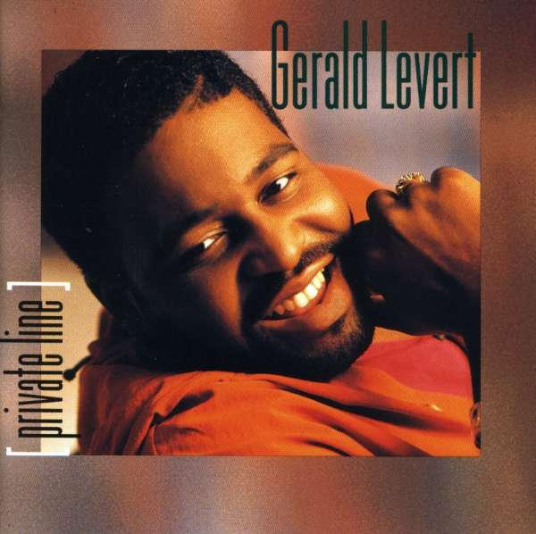 GERALD LEVERT - Private Line - CD