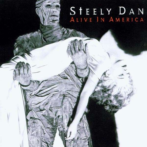 STEELY DAN - Alive In America - CD
