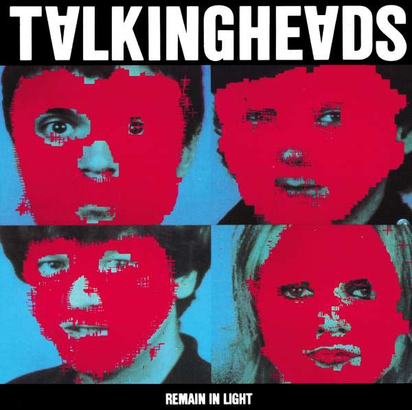 TALKINGHEADS - Remain In Light - CD