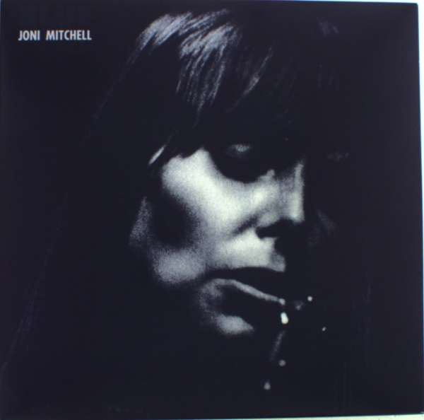 JONI MITCHELL - Blue - 33T