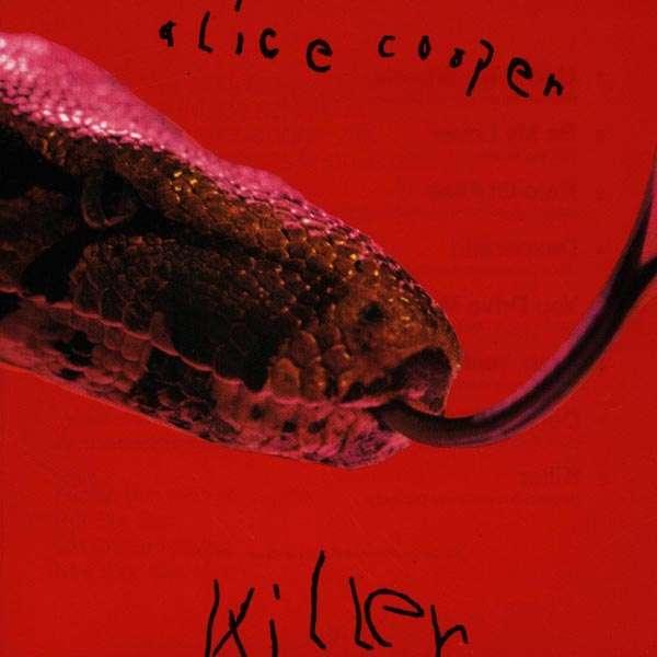 Alice Cooper Alive and Dead 70-71-72