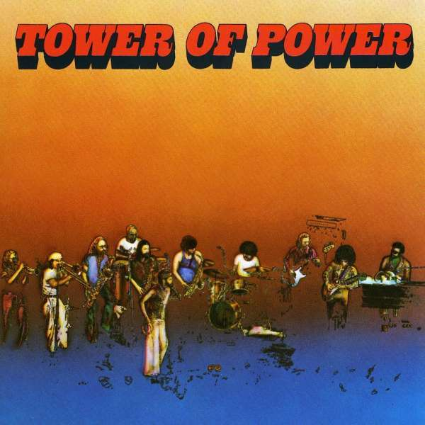 TOWER OF POWER - Tower Of Power - CD