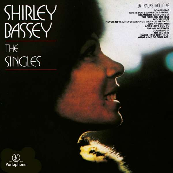 SHIRLEY BASSEY - The Singles - CD