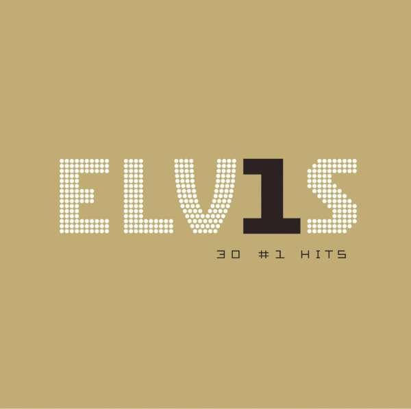 ELVIS PRESLEY - ELV1S - 30 #1 Hits - CD