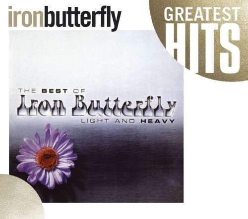 IRON BUTTERFLY - The Best Of Iron Butterfly Light And Heavy - CD