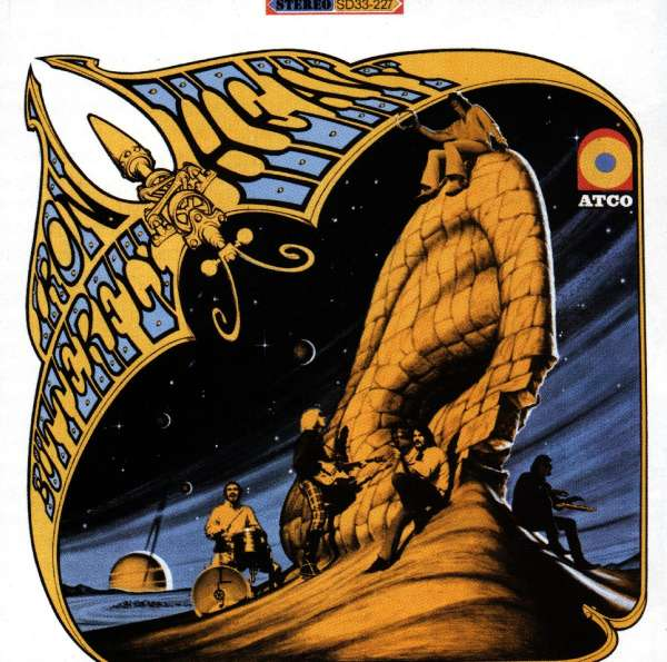 IRON BUTTERFLY - Heavy - CD