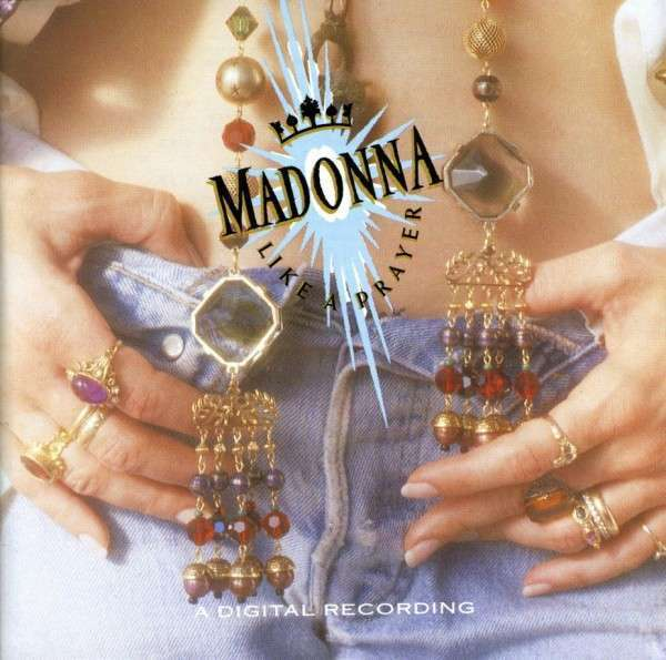 MADONNA - Like A Prayer - LP