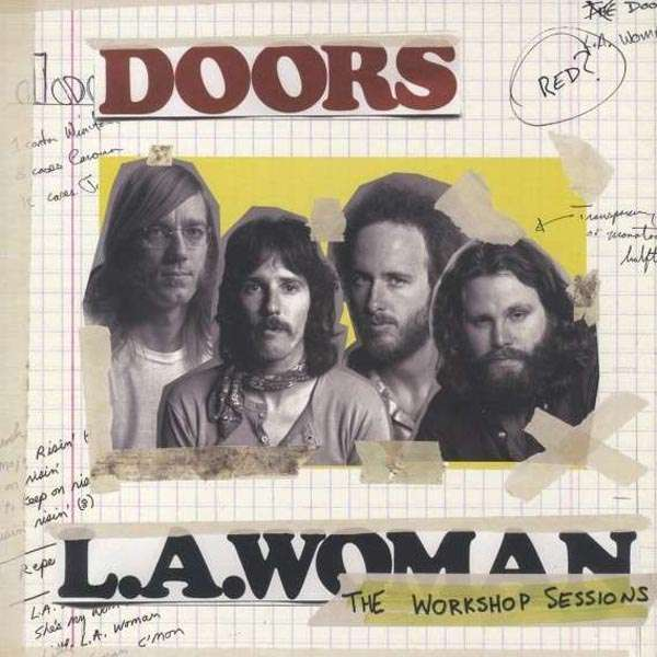 THE DOORS - L.A. Woman: The Workshop Sessions - 33T x 2