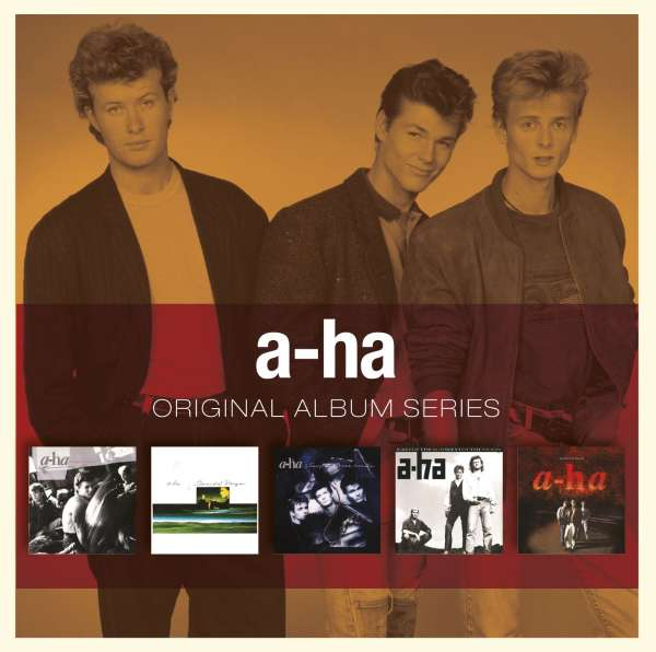 A-HA - Original Album Series - CD x 5