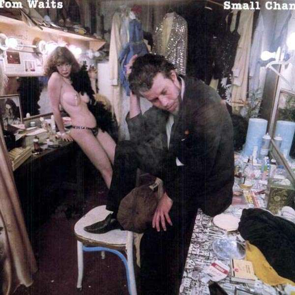 TOM WAITS - Small Change - LP
