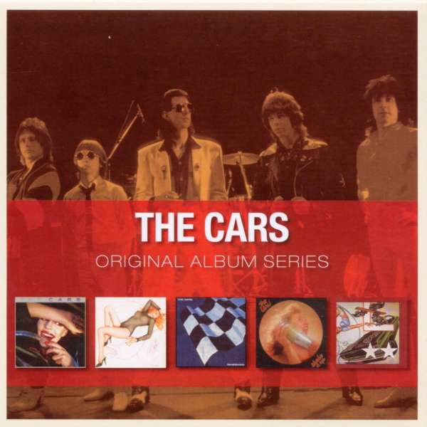 CARS, THE - Original Album Series - CD x 5