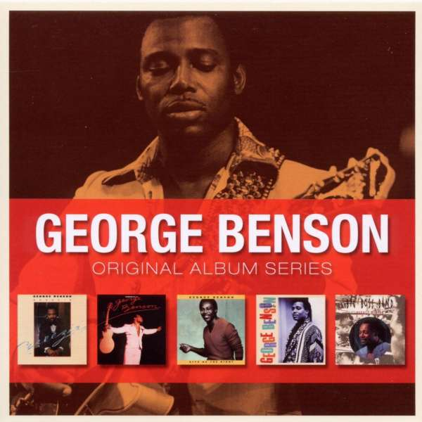 GEORGE BENSON - Original Album Series (5cd)