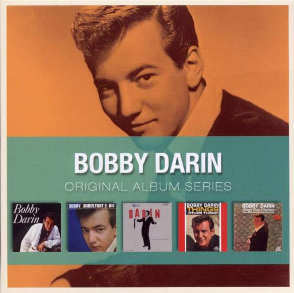 BOBBY DARIN - Original Album Series - CD Box Set