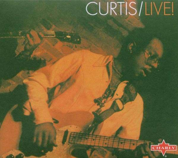 CURTIS MAYFIELD - Curtis / Live! - CD